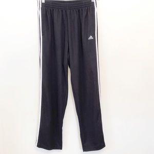 Adidas Classic 3 Stripe Sweatpants Black Size